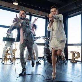 Закажите выступление Wall Street Band на свое мероприятие в Санкт-Петербург