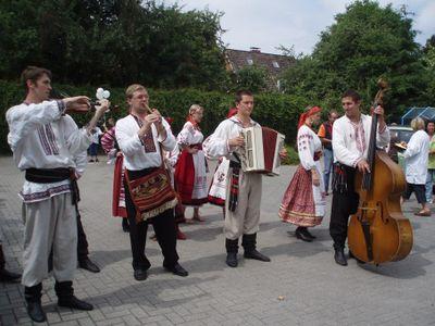 Троїсті музики - Ансамбль  - Киев - Киевская область photo