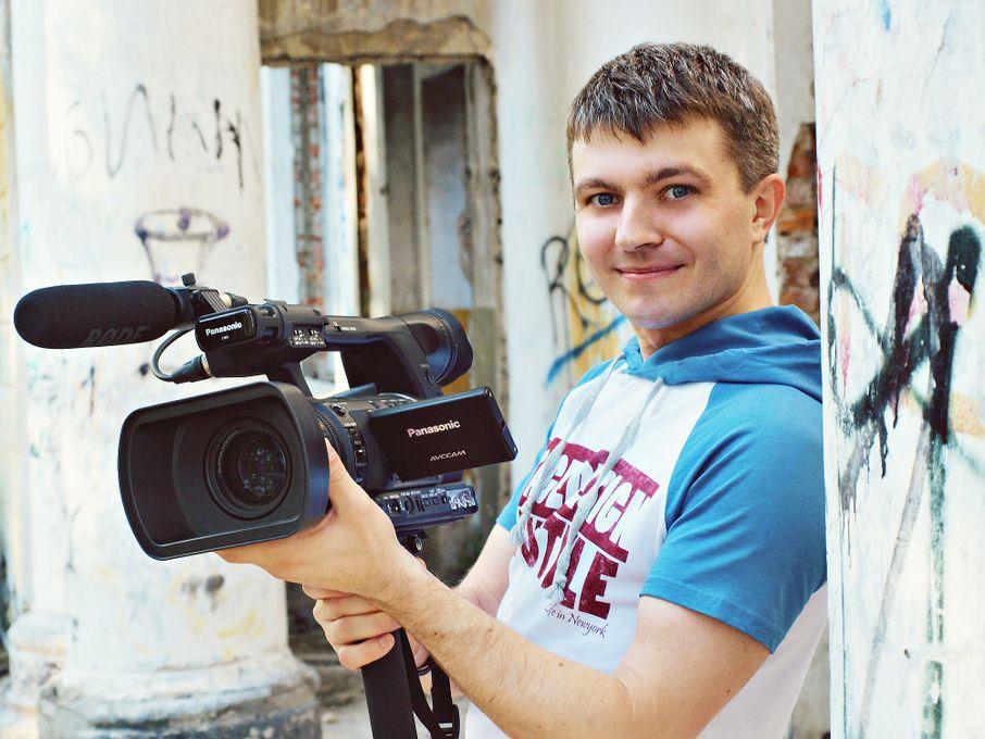 Дмитрий Насонов - Видеооператор  - Кременчуг - Полтавская область photo
