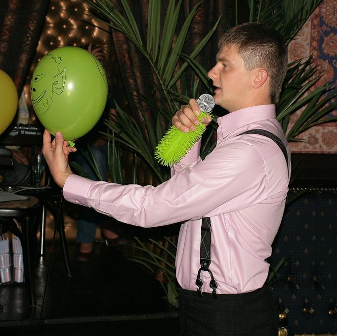 Андрей - Организация праздников под ключ  - Киев - Киевская область photo
