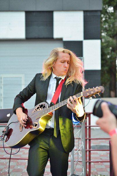 Закажите выступление JUNGLE MAN на свое мероприятие в Днепропетровск