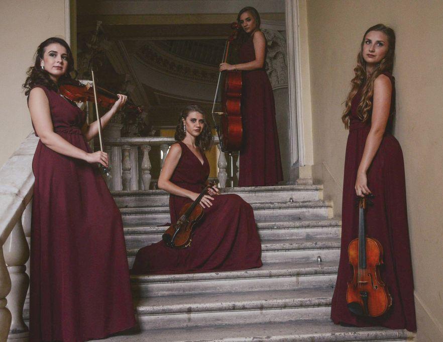 String Quartet Golden Dream - Музыкальная группа Ансамбль  - Киев - Киевская область photo