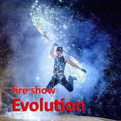 фаєр шоу Еволюція - Оригинальный жанр или шоу , Днепр,  Фаер шоу, Днепр