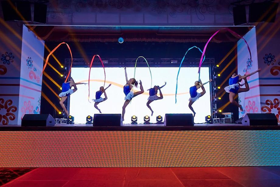 Гимнастическое шоу Hollywood.ру - Танцор Оригинальный жанр или шоу  - Москва - Московская область photo