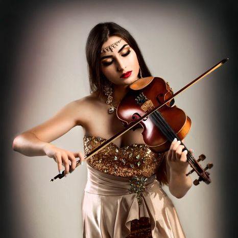Арина Грибкова  MYSTIQUE VIOLIN - Музыкант-инструменталист , Одесса,  Скрипач, Одесса
