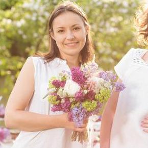 Квитомания - Свадебная флористика , Киев,