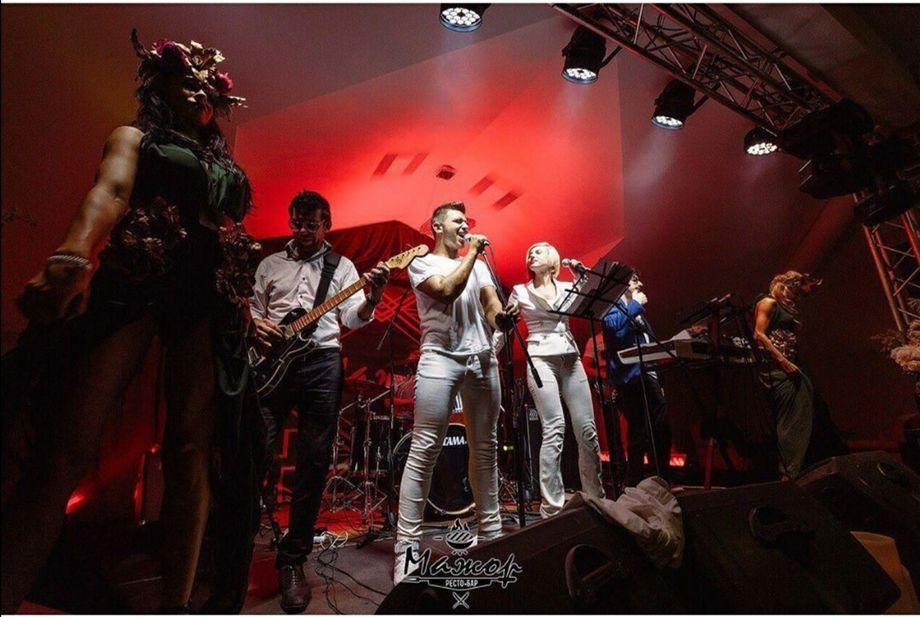 "Кавер-группа ""Coco Chanel"" - Музыкальная группа  - Санкт-Петербург - Санкт-Петербург photo"