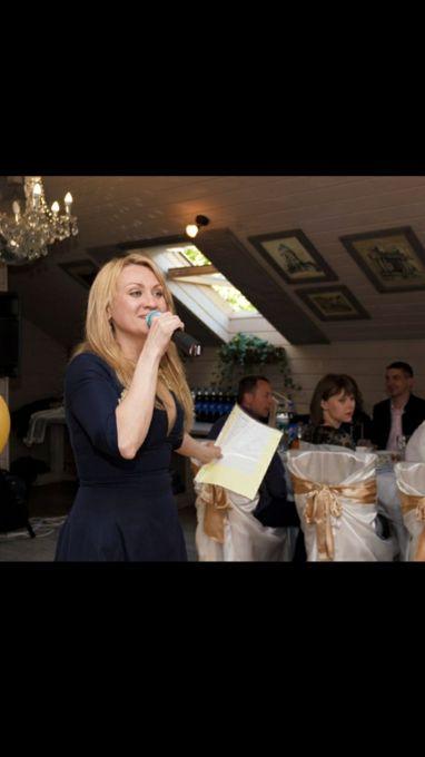Татьяна - Ведущий или тамада Певец Организация праздничного банкета  - Киев - Киевская область photo