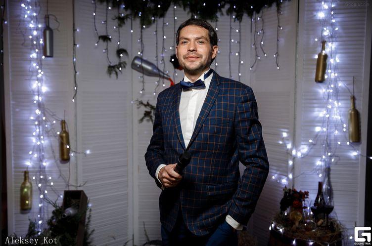 Андрей Кадук - Ведущий или тамада Организация праздничного банкета Организация праздников под ключ  - Полтава - Полтавская область photo