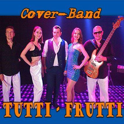 Cover Band TUTTI-FRUTTI - Музыкальная группа , Одесса,  Диско группа, Одесса