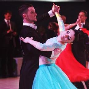 Василенко Владислав и Карпенко Екатерина - Танцор , Киев,  Спортивные бальные танцы, Киев