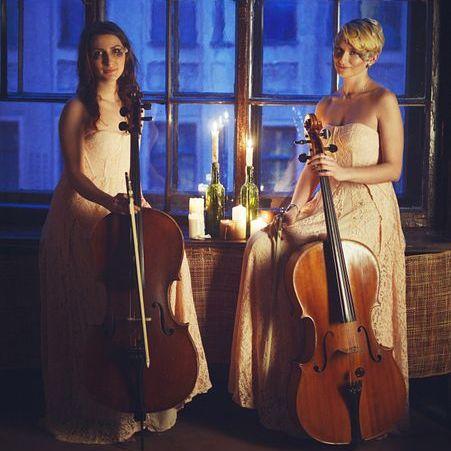 Закажите выступление Струнный дуэт CelloTandem Виолончель-Тандем на свое мероприятие в Санкт-Петербург