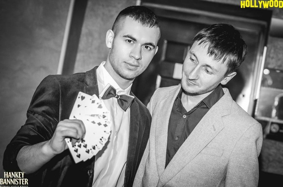 Андрей Чеканюк - Фокусник  - Киев - Киевская область photo