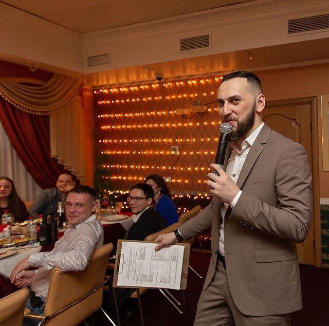 Павел Ведущий - Ведущий или тамада  - Москва - Московская область photo