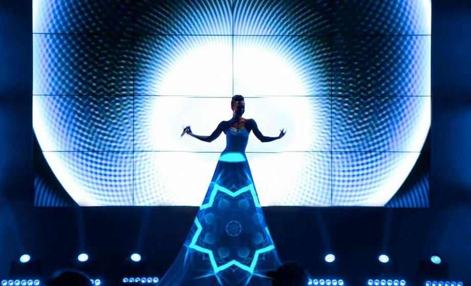 Шоу 3D платья - Оригинальный жанр или шоу  - Киев - Киевская область photo