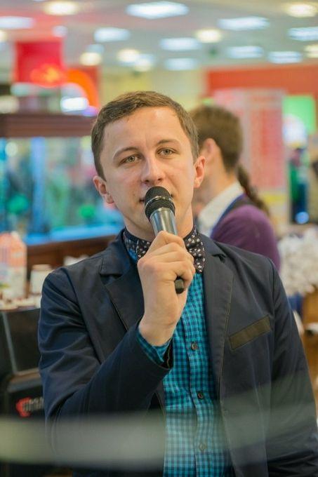 Тарас Хмельницкий - Ведущий или тамада  - Киев - Киевская область photo