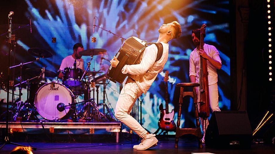 ACCORDIONMAN - Музыкант-инструменталист  - Киев - Киевская область photo