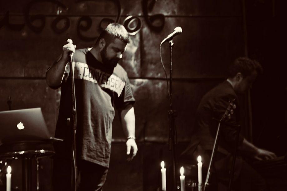 Марк Шубин - Музыкальная группа Музыкант-инструменталист  - Санкт-Петербург - Санкт-Петербург photo