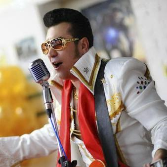 Двойник Элвиса Пресли (Elvis Presley) - Певец , Москва, Оригинальный жанр или шоу , Москва, Пародист , Москва,  Поп певец, Москва Рок певец, Москва Кавер певец, Москва