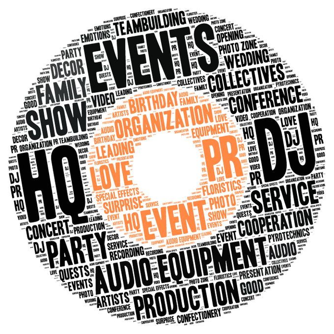"""HQ Evevts"" LLC. - Прокат звука и света Организация праздников под ключ  - Днепр - Днепропетровская область photo"