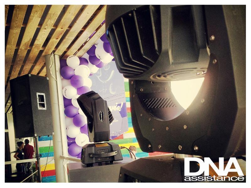 DNA Assistance - Прокат звука и света  - Киев - Киевская область photo