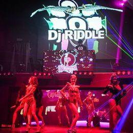 Закажите выступление DJ Riddle на свое мероприятие в Киев