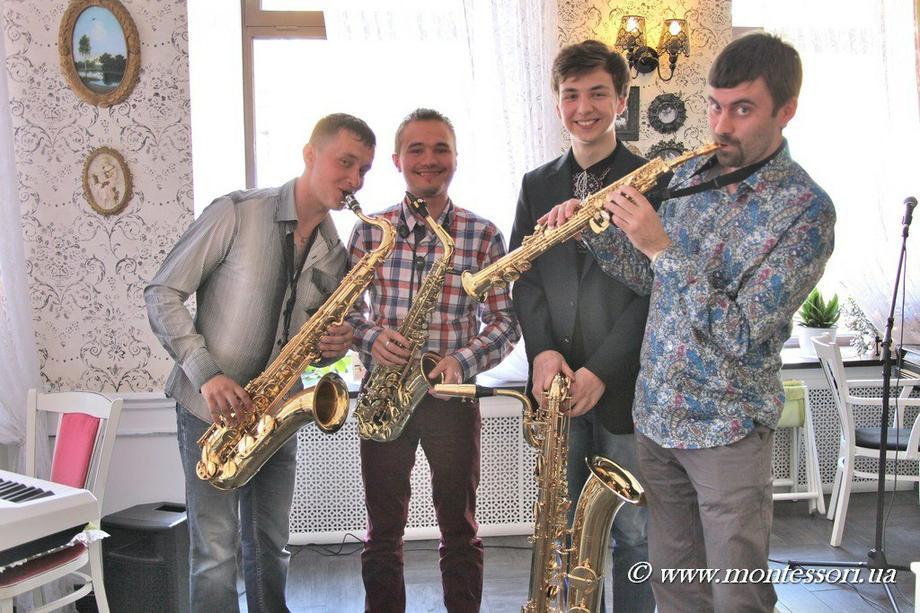 Квартет саксофонистов JQ - Ансамбль  - Киев - Киевская область photo
