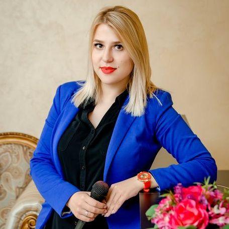 Закажите выступление Юлия Бочарь на свое мероприятие в Днепр