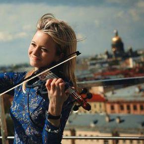 Alina Milbret - Музыкант-инструменталист , Санкт-Петербург,  Скрипач, Санкт-Петербург
