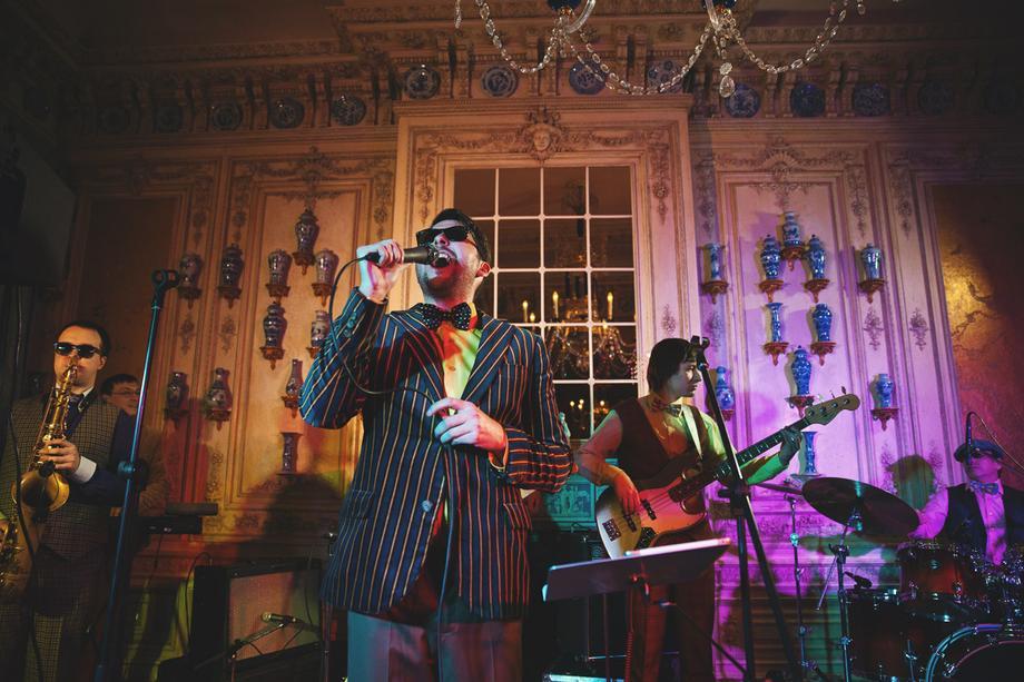 Disco Banda - Музыкальная группа  - Москва - Московская область photo