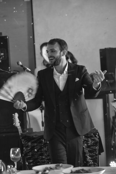 Илья Левченко - Иллюзионист Фокусник Аниматор  - Днепр - Днепропетровская область photo