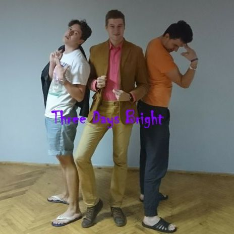 Закажите выступление Three Days Bright на свое мероприятие в Харьков