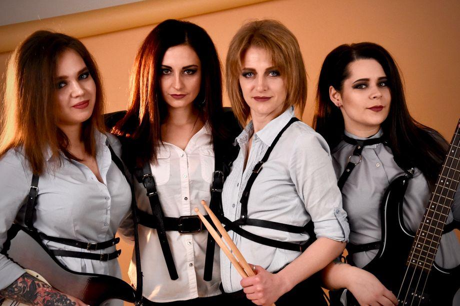 Angry Girls - Музыкальная группа Ансамбль Певец  - Винница - Винницкая область photo