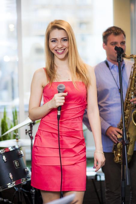 Chrystyna Jazz Band - Музыкальная группа Ансамбль Певец  - Киев - Киевская область photo