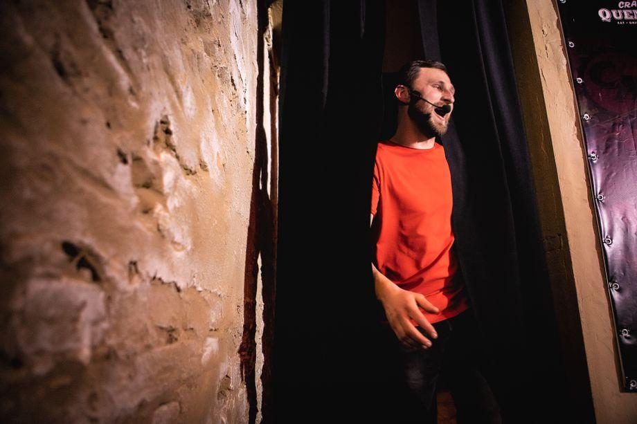 Антон Иванов - Ведущий или тамада Оригинальный жанр или шоу  - Киев - Киевская область photo