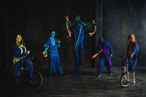 Закажите выступление Circus LaGrida на свое мероприятие в Москва