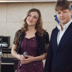 Закажите выступление Анастасия и Сергей на свое мероприятие в Киев