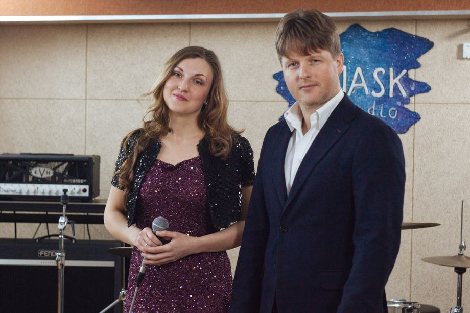 Анастасия и Сергей - Ансамбль  - Киев - Киевская область photo