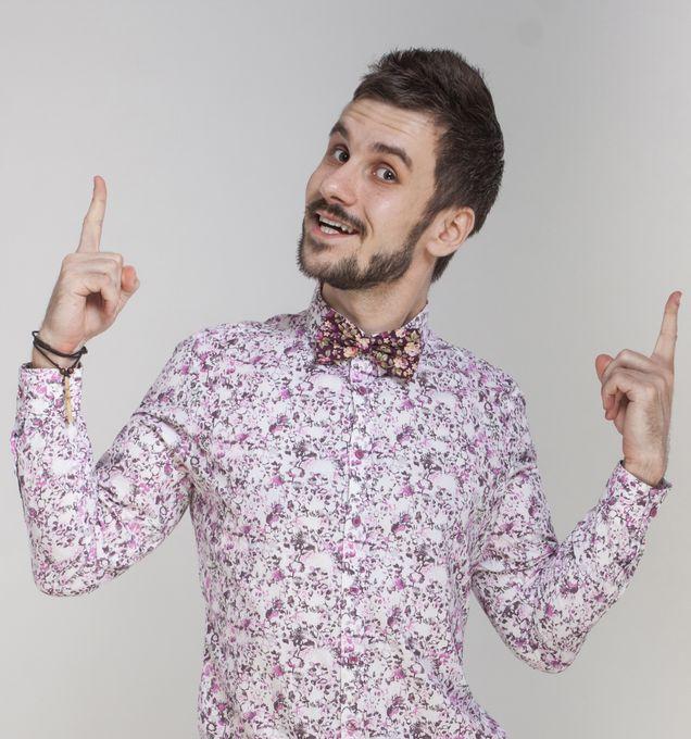Антон Ашо - Ведущий или тамада Комик  - Киев - Киевская область photo