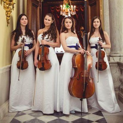 Закажите выступление Струнный квартет Венеция на свое мероприятие в Санкт-Петербург