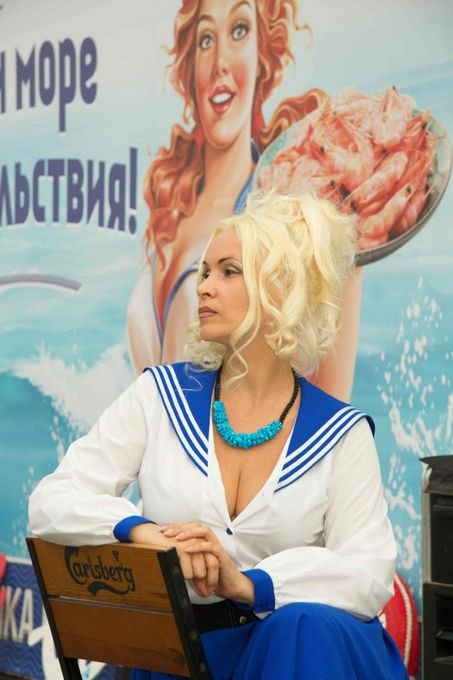 рыбачка Соня - Ведущий или тамада Комик Организация праздников под ключ  - Одесса - Одесская область photo