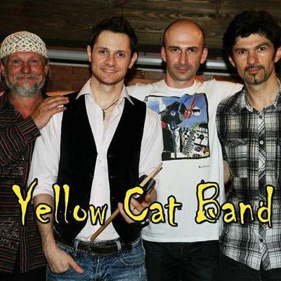 Yellow Cat Band - Музыкальная группа , Киев, Ансамбль , Киев,  Кавер группа, Киев Блюз группа, Киев Рок группа, Киев Рок-н-ролл группа, Киев