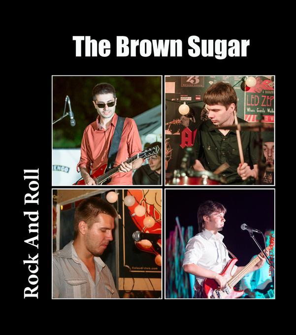 Brown Sugar - Музыкальная группа Ансамбль  - Киев - Киевская область photo