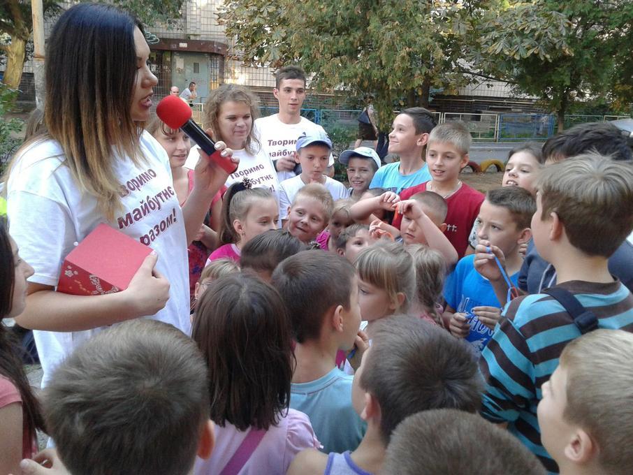 Татьяна Ли - Ведущий или тамада Ди-джей Организация праздников под ключ  - Киев - Киевская область photo