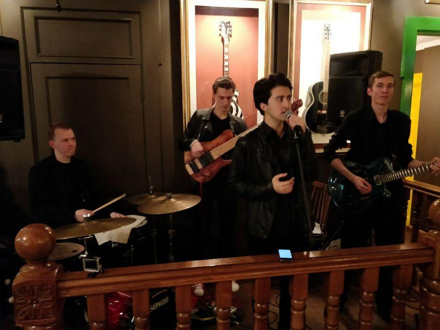 Иллинойс - Музыкальная группа  - Санкт-Петербург - Санкт-Петербург photo