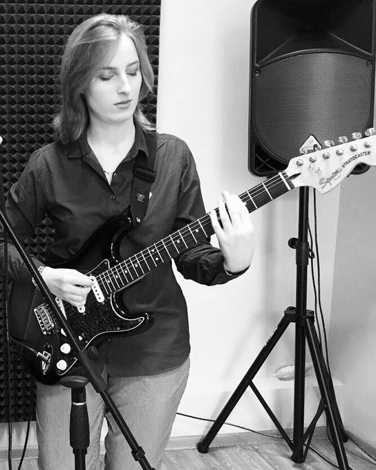 Vera - Музыкант-инструменталист  - Москва - Московская область photo