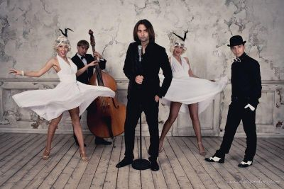 В джазе только девушки - Музыкальная группа Оригинальный жанр или шоу  - Москва - Московская область photo