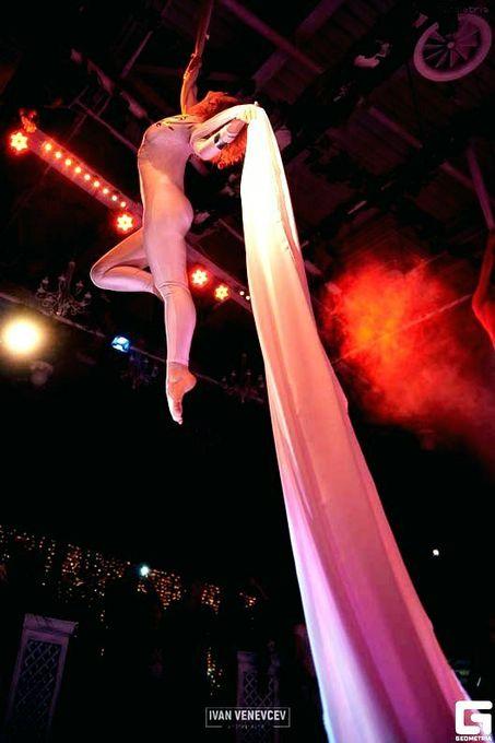 Воздушная гимнастка на ваш праздник -  - Харьков - Харьковская область photo
