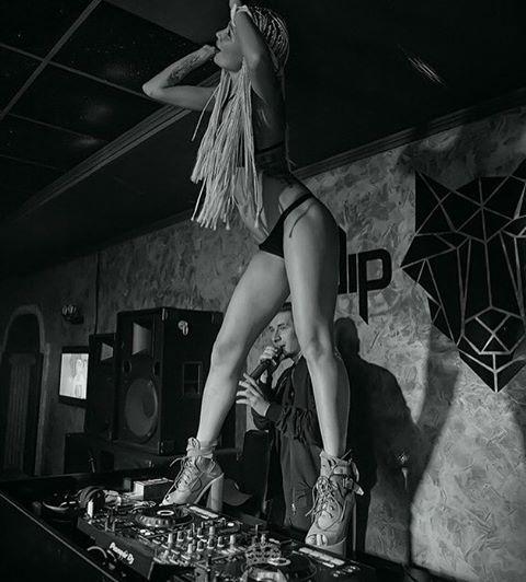 Topless DJ Tipsy Tits - Ди-джей  - Москва - Московская область photo