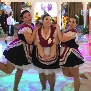Закажите выступление Шоу толстушек на свое мероприятие в Санкт-Петербург